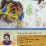 Epilepsy Day Painting Event
